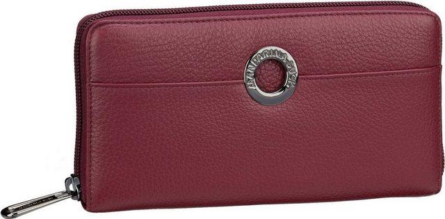 Mandarina Duck Kellnerbörse »Mellow Leather Wallet FZP51«