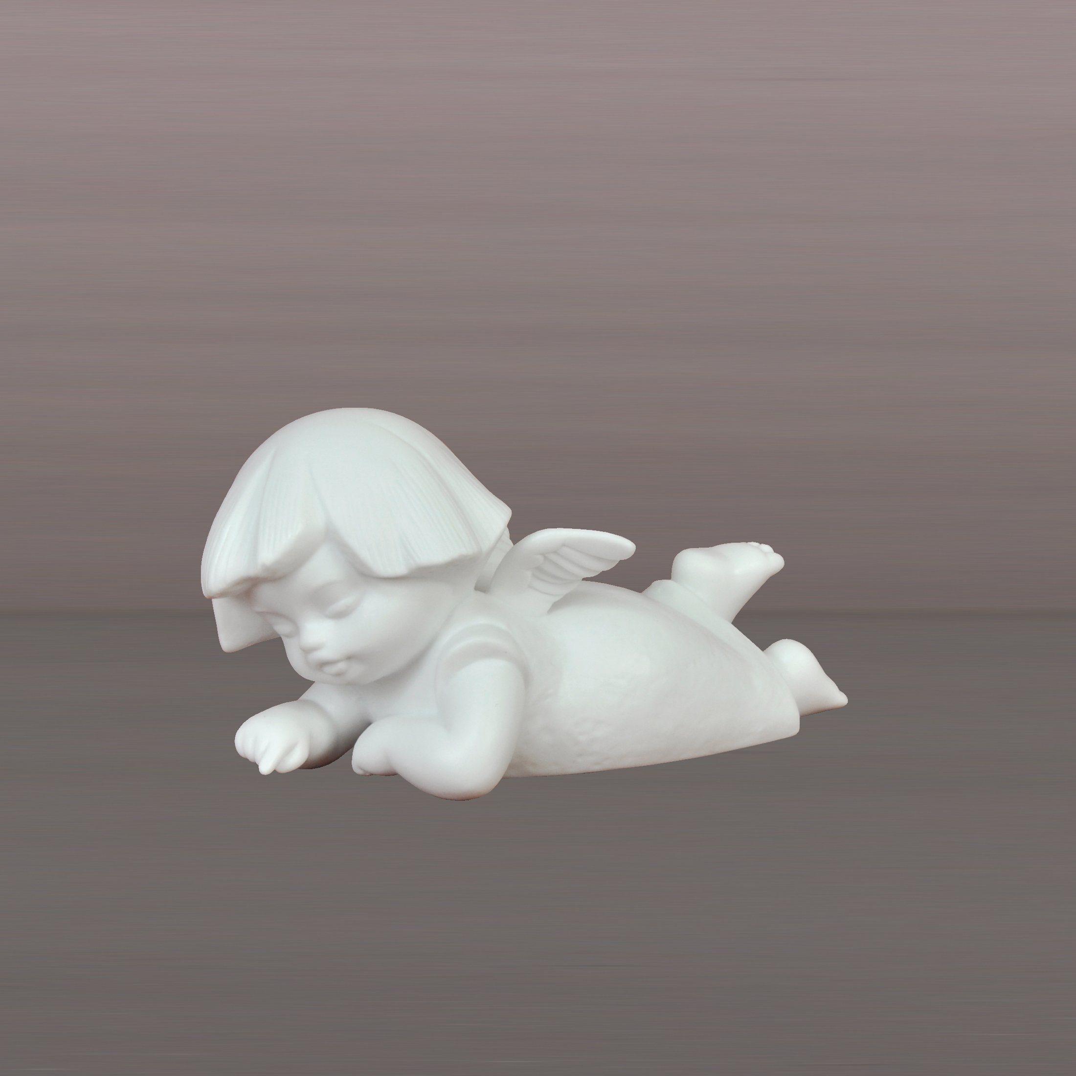 Kaiser Porzellan Der Neugierige »Engel-Kinder«