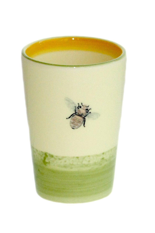 Zeller Keramik Milchbecher »Biene«