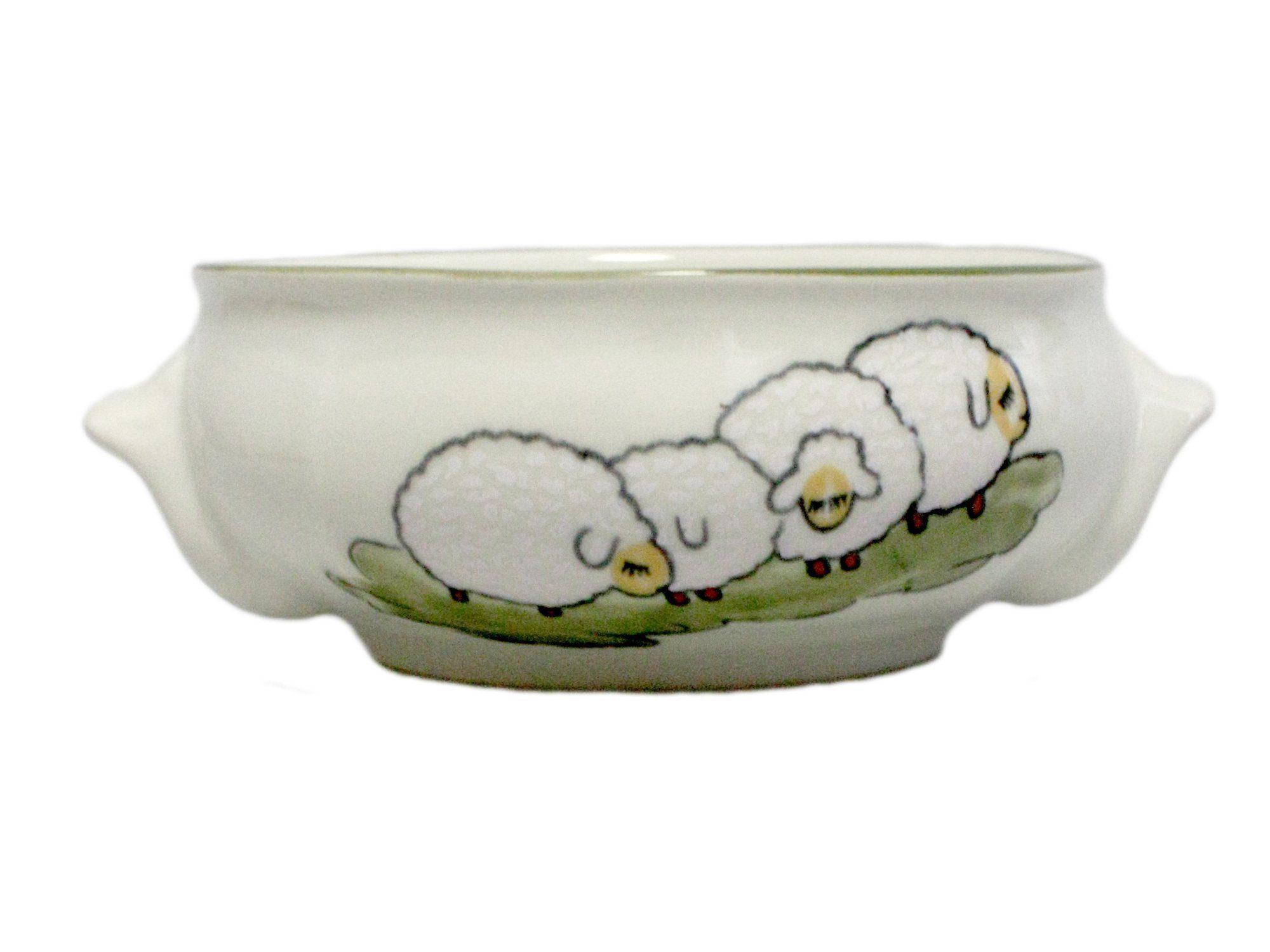 Zeller Keramik Suppenobertasse »Schäfchen«