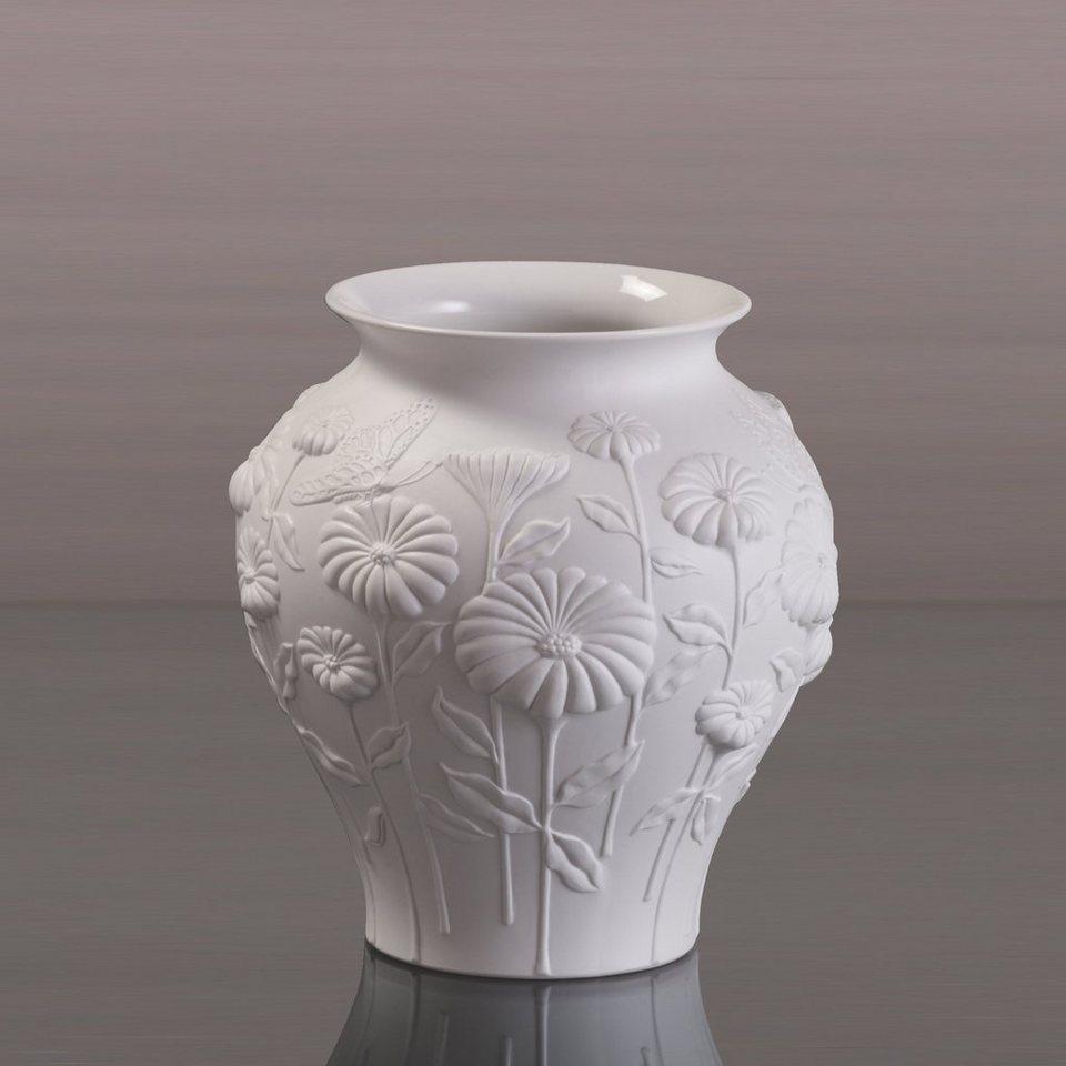 kaiser porzellan vase garda online kaufen otto. Black Bedroom Furniture Sets. Home Design Ideas