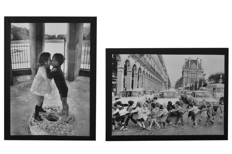 HTI-Line Bilderset Wandbilder Kinderbilder 2er Set »Kinder«