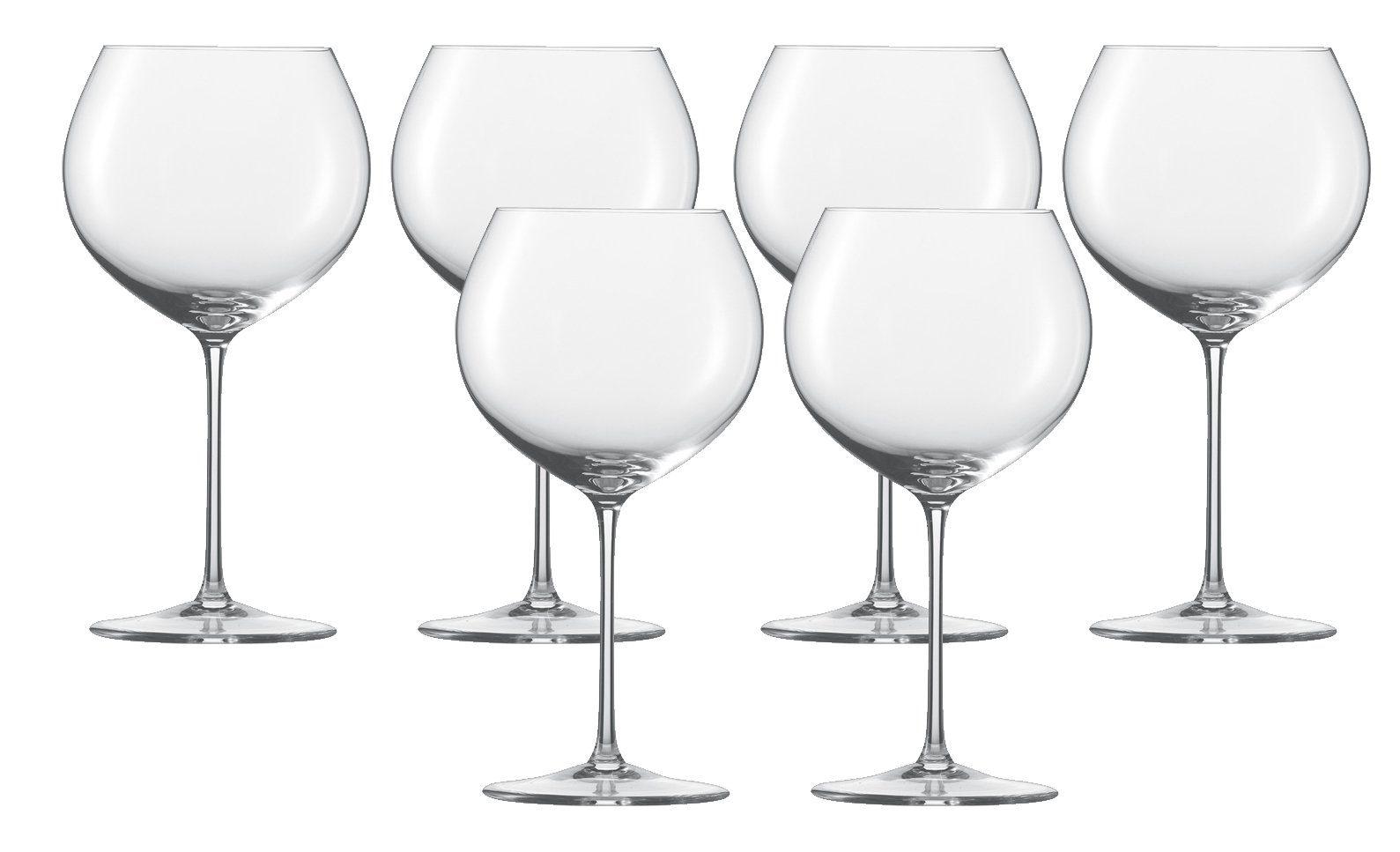 Zwiesel 1872 Burgunder Glas 6er-Set »Enoteca«