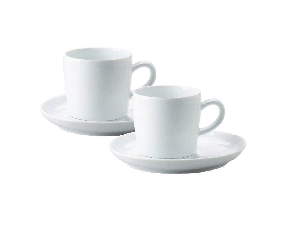 Kahla Kaffee-Gedeck 4-tlg. »Five Senses«