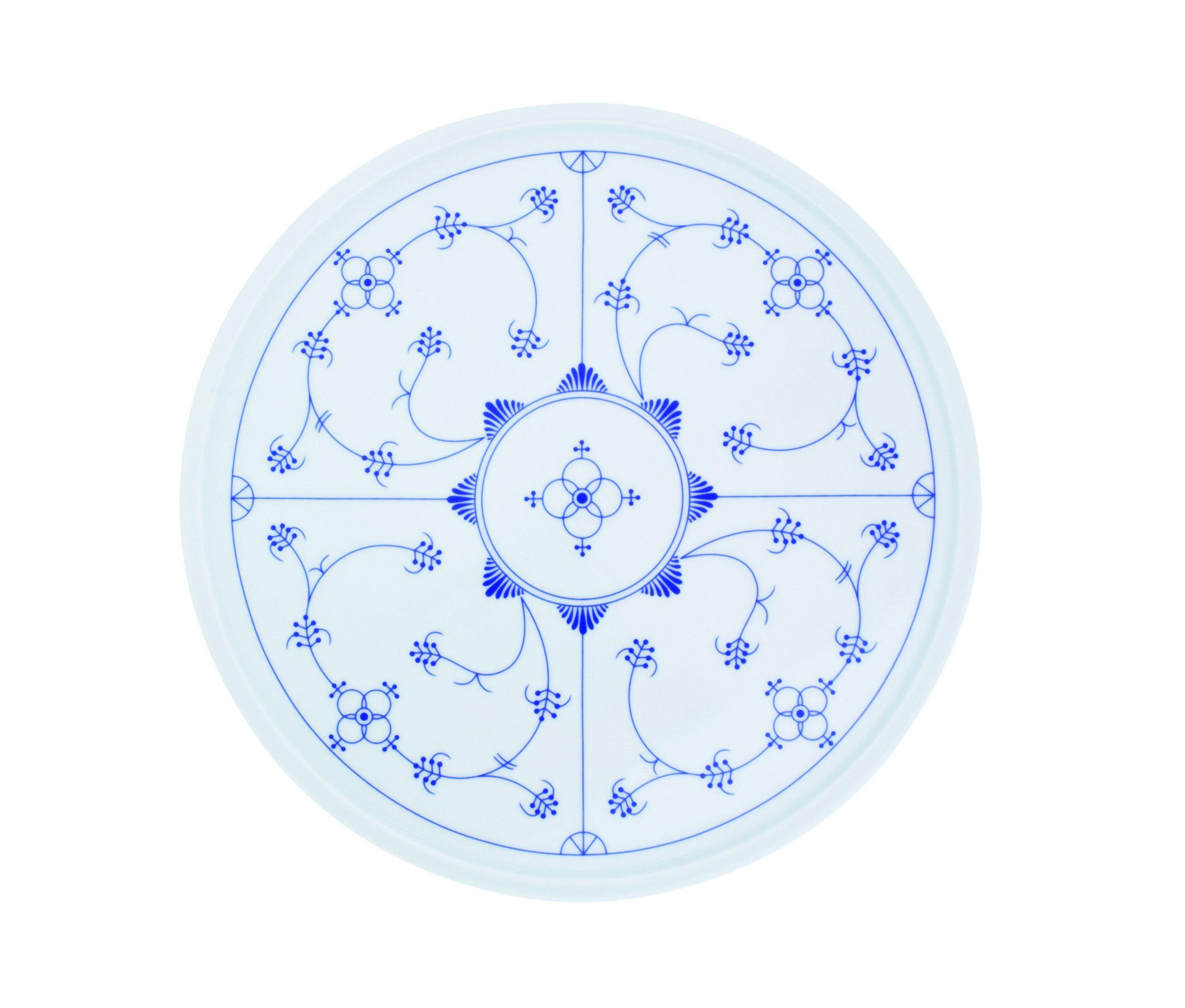 Kahla Tortenplatte »Blau Saks«