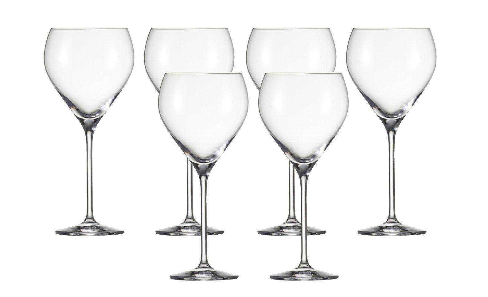 Schott Zwiesel Burgunderpokal Glas 6er-Set »Vinao«
