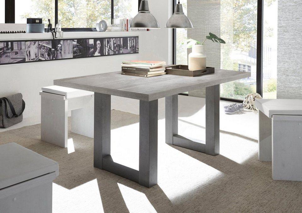 esstisch breite 140 160 180 200 cm online kaufen otto. Black Bedroom Furniture Sets. Home Design Ideas
