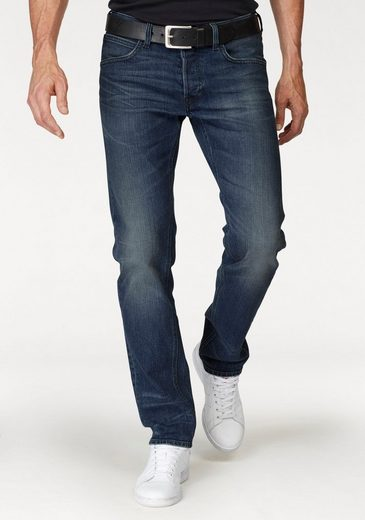 Lee® Regular-fit-Jeans DAREN, leichte Destroyed-Effekte