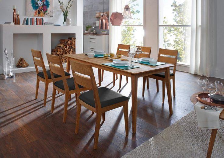 sch sswender essgruppe filippa set 7 tlg tisch mit. Black Bedroom Furniture Sets. Home Design Ideas