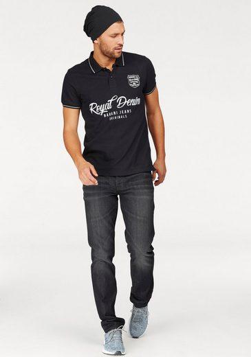 Bruno Banani Poloshirt, Piqué-Qualität