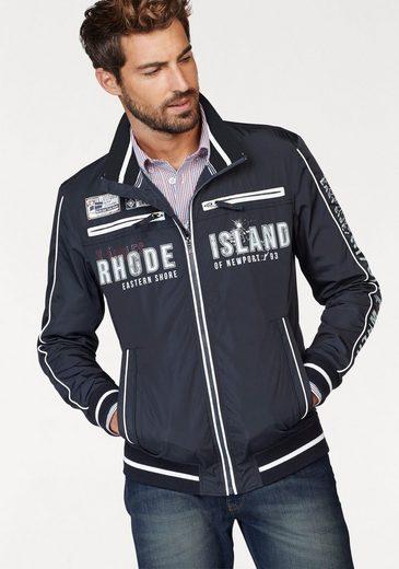 Rhode Island Blousonjacke