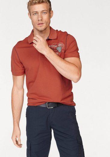 Rhode Island Poloshirt Piqué Qualität