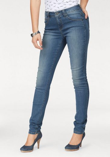 Waist Slim High Arizona fit jeans O8xnYYI