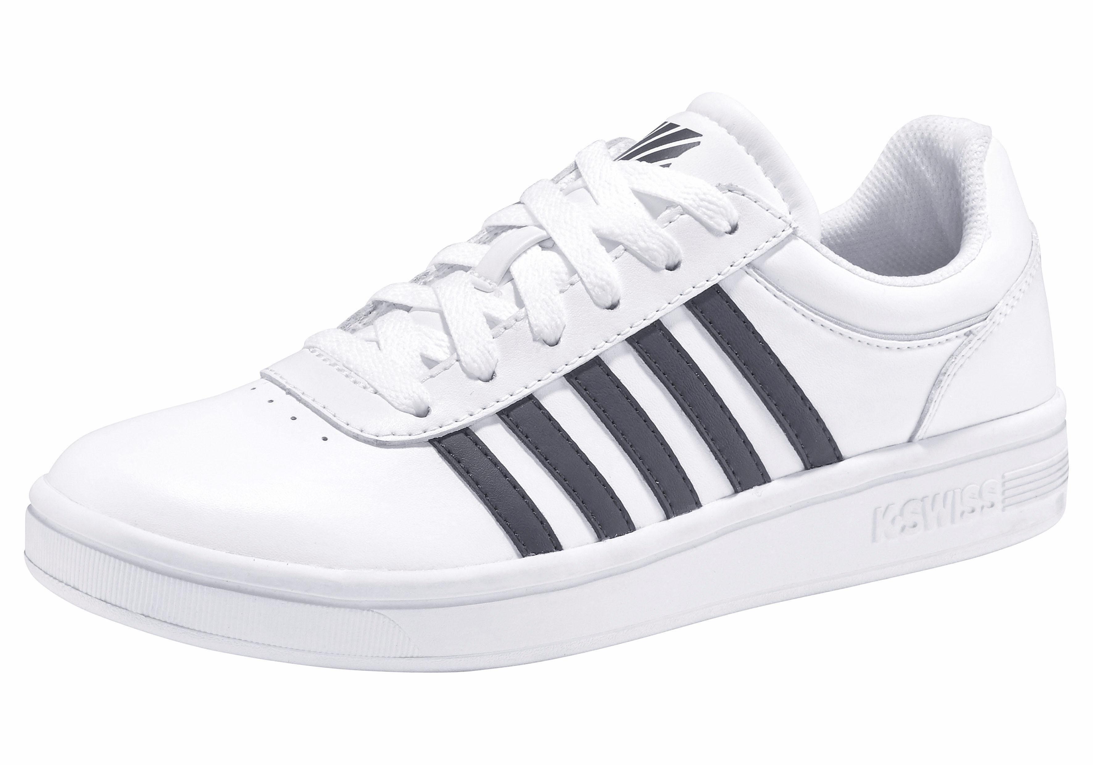 K-Swiss Wmns Court Cheswick Sneaker kaufen  weiß-navy