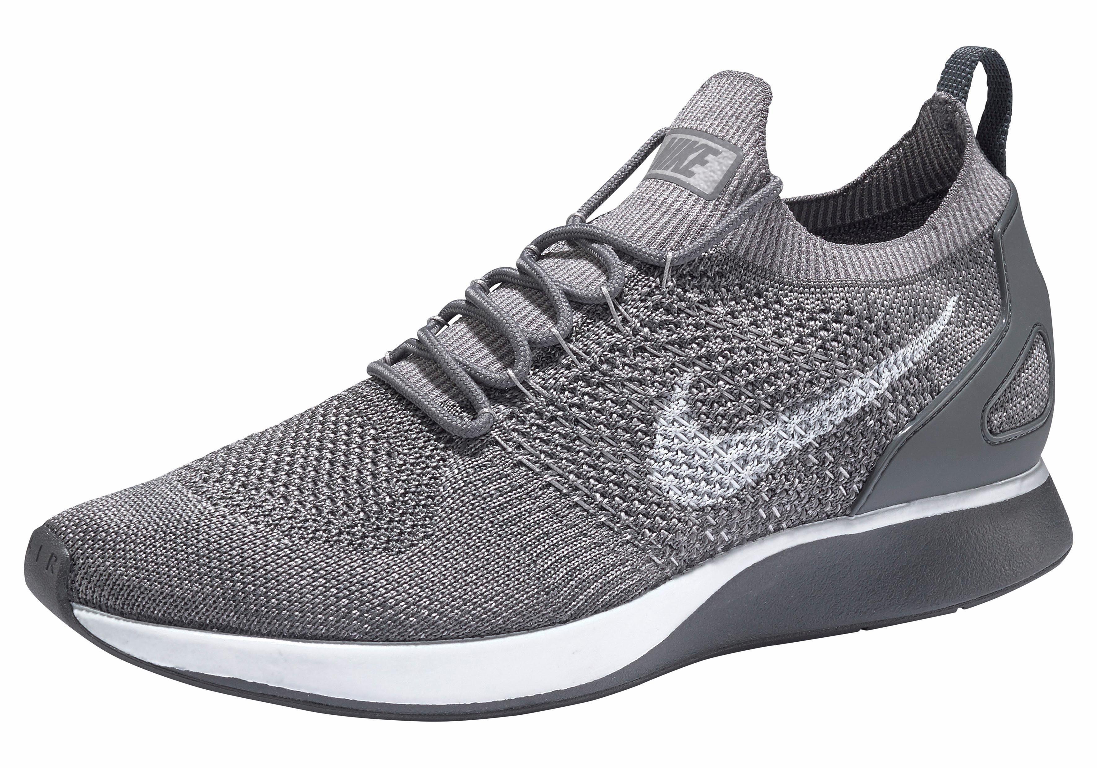 Nike Sportswear Air Zoom Mariah Flyknit Racer Sneaker online kaufen  grau