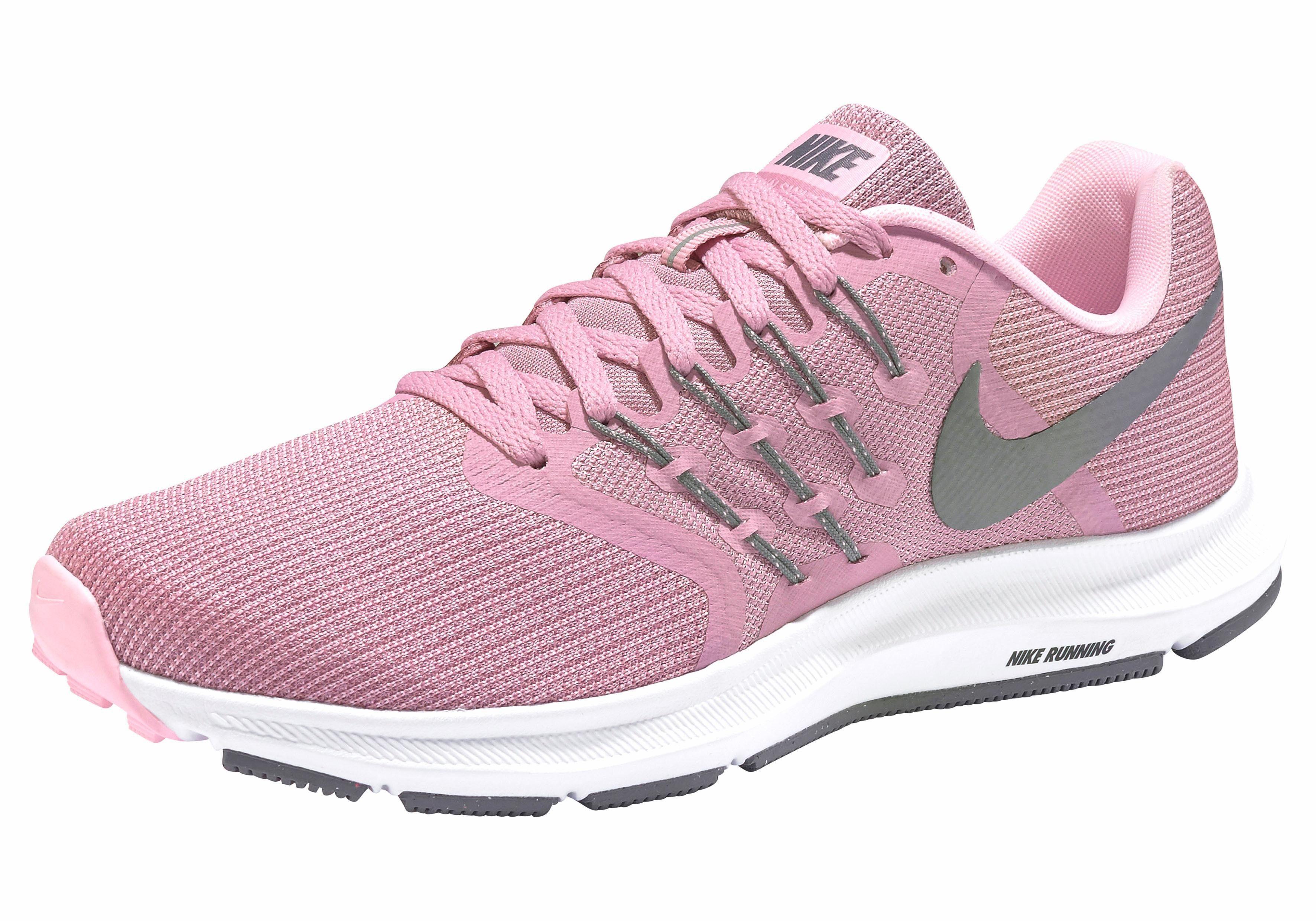 Nike »Wmns Revolution 4« Laufschuh, grau, grau-koralle
