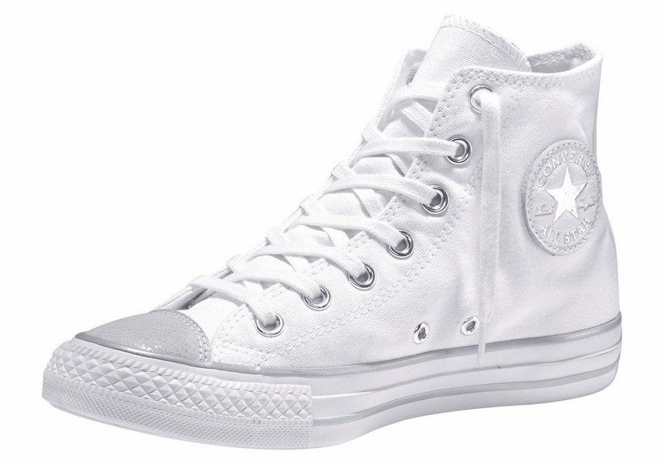 f431d4be70c2 Converse »Chuck Taylor All Star Hi Silver« Sneaker