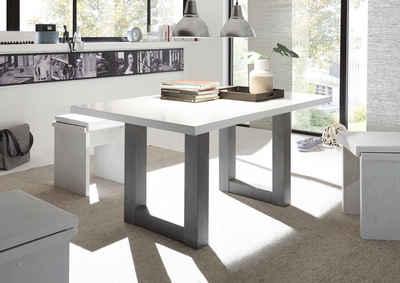 Esstisch modern weiß  Esstisch & Esszimmertisch online kaufen | OTTO