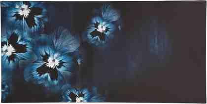 GMK Home & Living Keilrahmenbild »Viola Flowers«