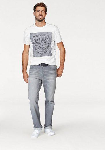 Rhode Island T-Shirt, Inside Out Print