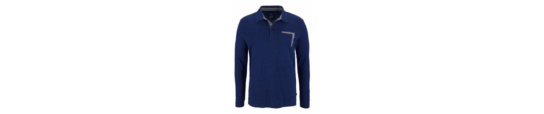 Niedriger Preis Versandkosten Für Online Tom Tailor Langarm-Poloshirt Günstig Kaufen Outlet Für Schöne Online Marktfähig Zu Verkaufen hCqqJd