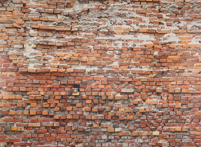 Komar Vlies-Fototapete Bricklane 368x248 cm, 4-tlg.