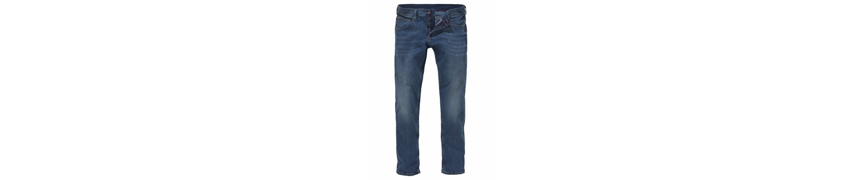 MUSTANG Tapered-fit-Jeans CHICAGO Rabatt 2018 Neue Niedrig Kosten Günstig Online Kosten TC8X6