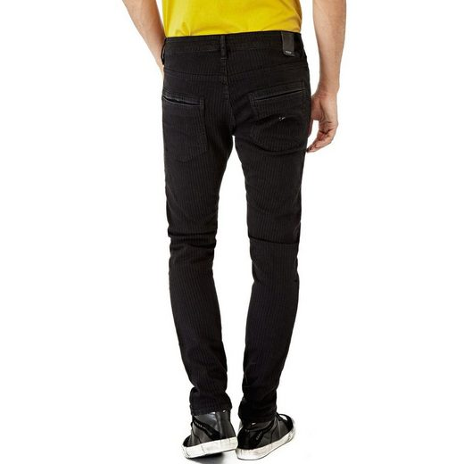 Guess 5-POCKET-JEANS TAPERED