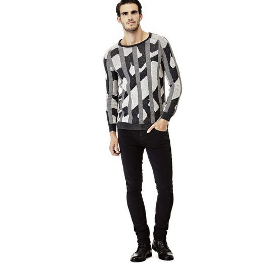 Guess PULLOVER FANTASIEPRINT