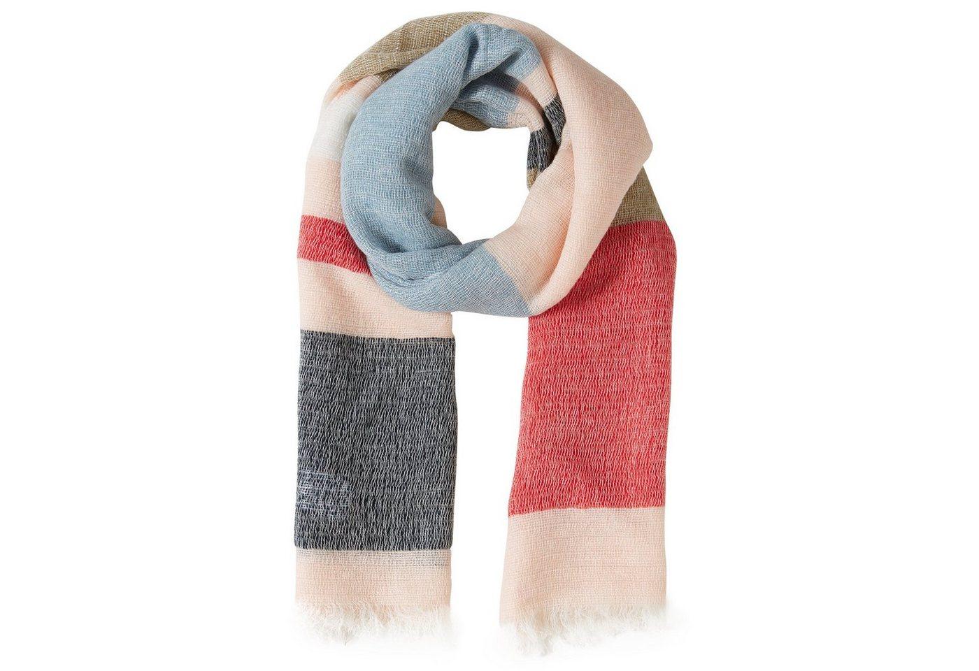 Tom Tailor Strickschal »gestreifter Schal« - Preisvergleich