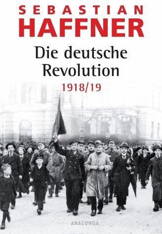 Gebundenes Buch »Die deutsche Revolution 1918/ 19«