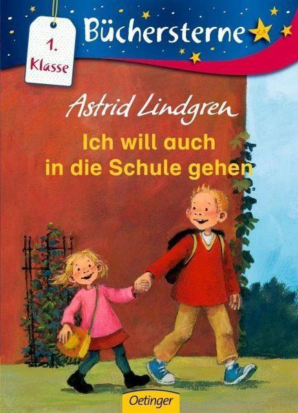 Gebundenes Buch »Ich will auch in die Schule gehen«