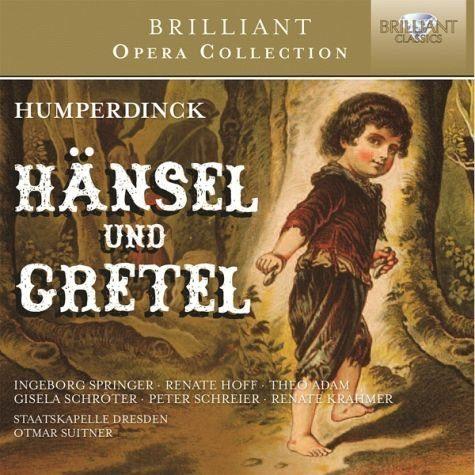 Audio CD »Engelbert Humperdinck: Hänsel Und Gretel«