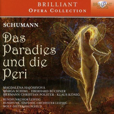 Audio CD »Robert Schumann: Das Paradies Und Die Peri«