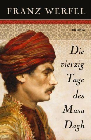 Gebundenes Buch »Die vierzig Tage des Musa Dagh«