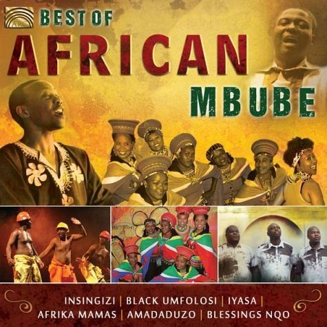 Audio CD »Various: Best Of African Mbube«