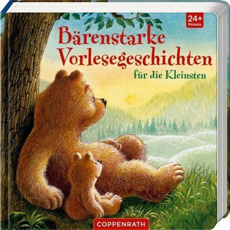 Gebundenes Buch »Bärenstarke Vorlesegeschichten für die Kleinsten«