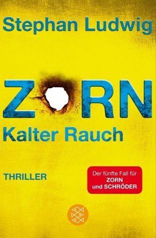 Broschiertes Buch »Zorn - Kalter Rauch / Hauptkommissar Claudius...«