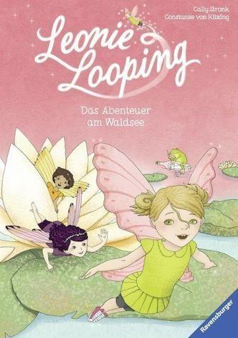 Gebundenes Buch »Das Abenteuer am Waldsee / Leonie Looping Bd.2«