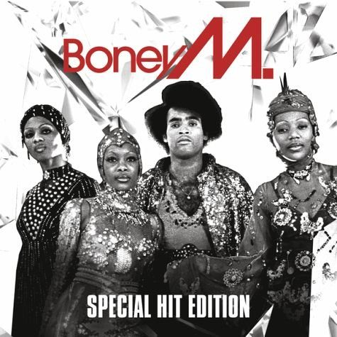 Audio CD »Boney M.: 50 Hits«