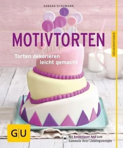 Broschiertes Buch »Motivtorten«