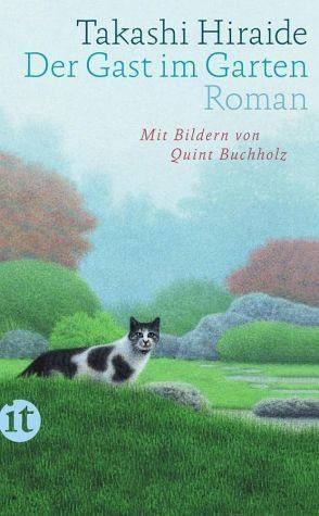Broschiertes Buch »Der Gast im Garten«