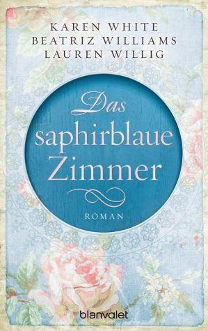 Broschiertes Buch »Das saphirblaue Zimmer«