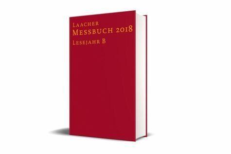 Gebundenes Buch »Laacher Messbuch 2018 (gebunden)«