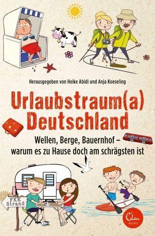 Broschiertes Buch »Urlaubstrauma Deutschland«