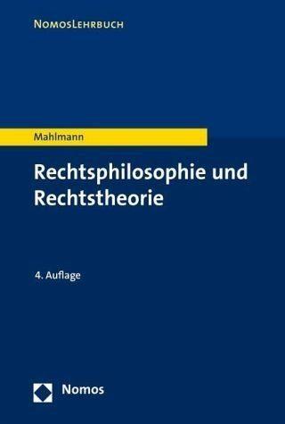 Broschiertes Buch »Rechtsphilosophie und Rechtstheorie«