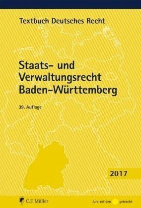 Broschiertes Buch »Staats- und Verwaltungsrecht Baden-Württemberg«