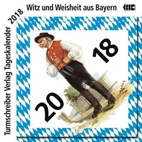 Kalender »Turmschreiber Tageskalender 2018«