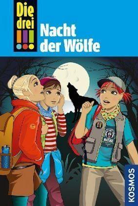 Gebundenes Buch »Nacht der Wölfe / Die drei Ausrufezeichen Bd.69«