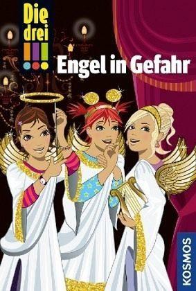 Gebundenes Buch »Die drei !!!, Engel in Gefahr (drei...«
